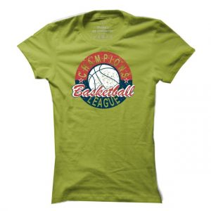 Dámské basketbalové tričko Basketball Champions League