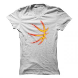 Dámské basketbalové tričko Basketball Imprint