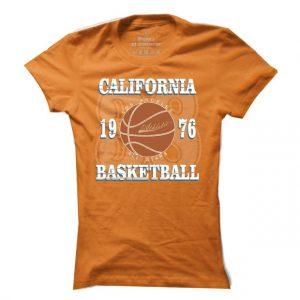 Dámské basketbalové tričko California Basketball