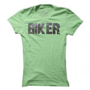 Dámské bikerské tričko Biker