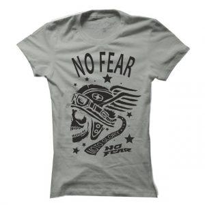 Dámské bikerské tričko No Fear