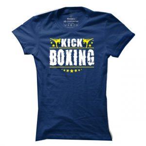 Dámské boxerské tričko Kick boxing