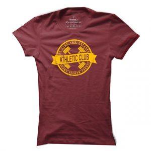 Dámské fitness tričko Athletic Club
