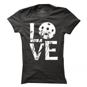 Dámské florballové tričko LOVE