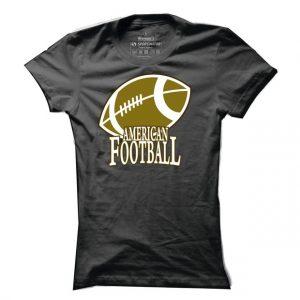 Dámské fotbalové tričko Super Bowl