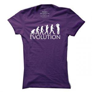Dámské golfové tričko Evolution - golf