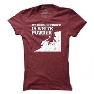 Dámské lyžařské tričko My Drug