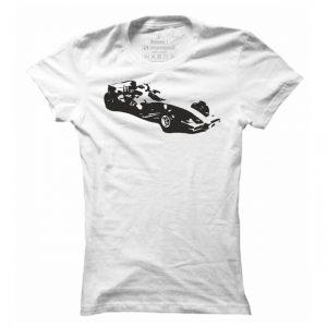 Dámské moto tričko Formule
