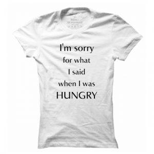 Dámské tričko Essie Hungry