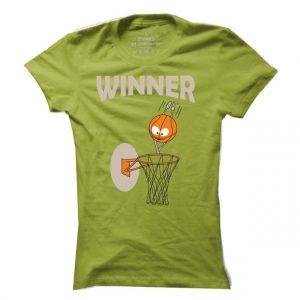 Dámské tričko na basketbal Winner