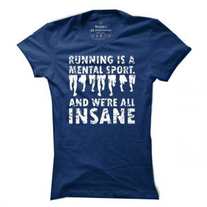 Dámské tričko na běh Insane