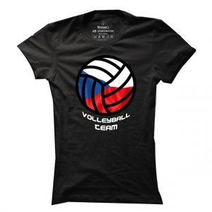 Dámské volejbalové tričko Volleyball Team