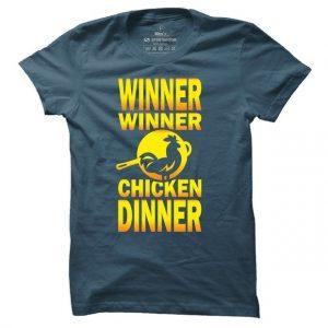 Dětské hráčské tričko Chicken Dinner