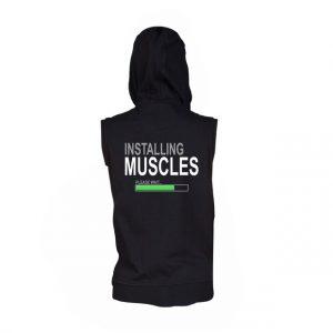 Fitness vesta Installing Muscles pro ženy