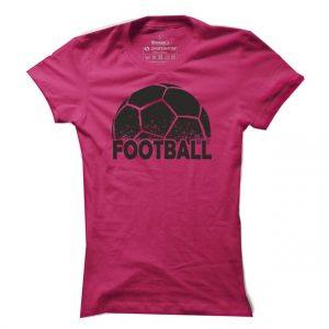 Fotbalové tričko Football Imprint pro ženy