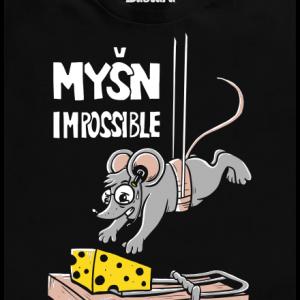Myšn Impossible pánské tričko
