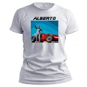 Pánské F1 tričko Alberto 1953