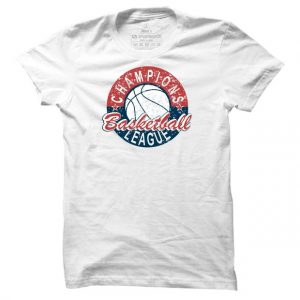 Pánské basketbalové tričko Basketball Champions League