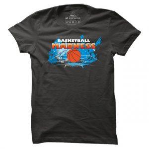 Pánské basketbalové tričko Basketball Madness