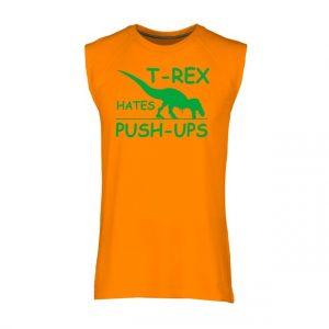 Pánské fitness tílko T-Rex