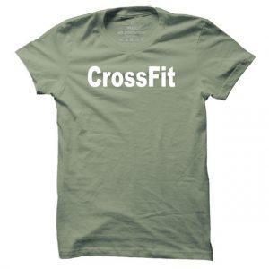 Pánské fitness tričko CrossFit