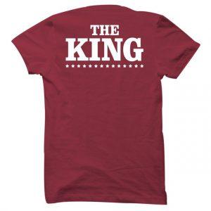 Pánské fitness tričko King