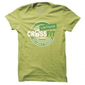 Pánské fitness tričko Life crossfit