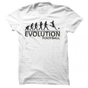 Pánské fotbalové tričko Fotbal evoluce