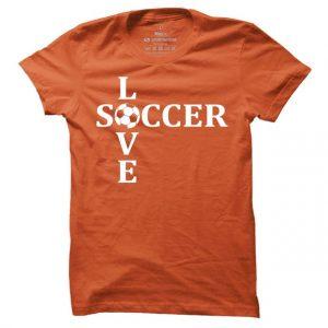 Pánské fotbalové tričko Love Soccer