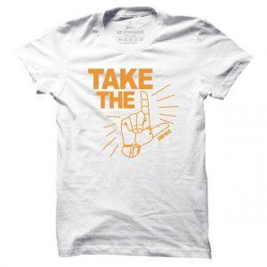 Pánské gaming tričko Take The L