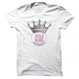 Pánské golfové tričko Golf king