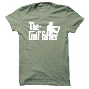 Pánské golfové tričko The golf father