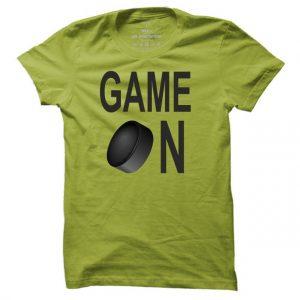 Pánské hokejové tričko Game On