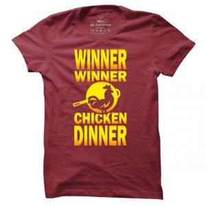 Pánské hráčské tričko Chicken Dinner
