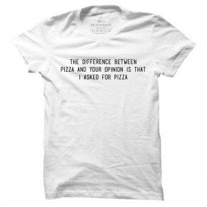 Pánské tričko Essie Pizza