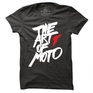 Pánské tričko The art of moto