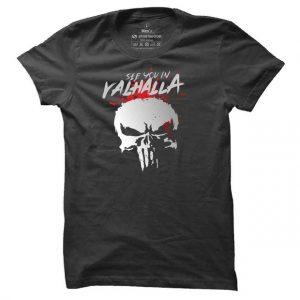 Pánské tričko Valhalla