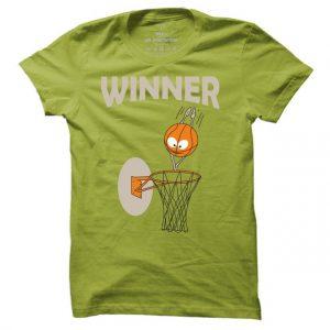 Pánské tričko na basketbal Winner