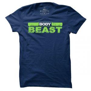 Pánské tričko na fitness Body Beast