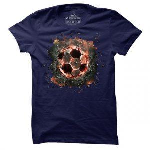 Pánské tričko na fotbal Lava Ball