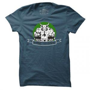 Pánské tričko na kolo Ride To Live