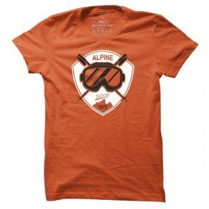 Pánské tričko na lyže Alpine1972