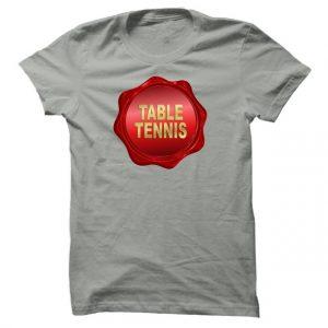 Pánské tričko na ping pong Table Tennis