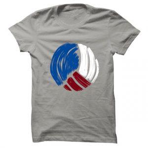 Pánské volejbalové tričko Czech Ball - Volleyball