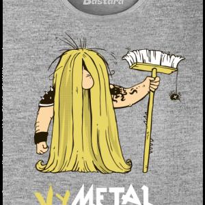 Metalista dámské tričko
